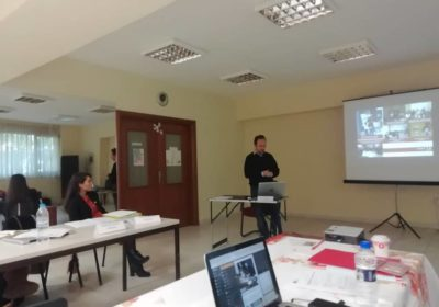 Bridge project: kick off meeting in Thessaloniki (Greece)