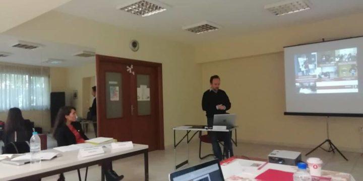 Bridge project: kick off meeting in Thessaloniki (Greece)