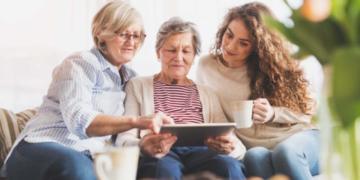 Bridge: innovative intergenerational intervention with serious games for people with dementia